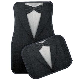 Formal Mens' Tuxedo Tux Floor Mat