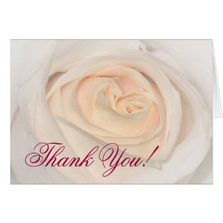 Formal Thank you Notes Note Card