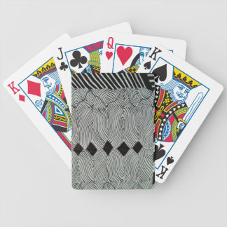 Formation of Diamonds Bicycle Playing Cards