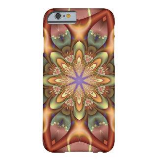 Forme décorative de l'iPhone 6 de kaléidoscope Coque iPhone 6 Barely There
