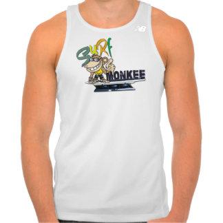Forme physique de Monkee de surf T-shirt