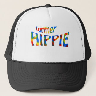 Former Hippie Trucker Hat