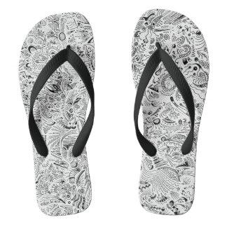 Forms Flip Flops