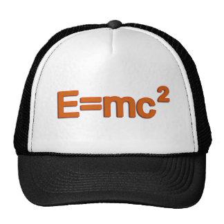 Formula E=mc2 Trucker Hat