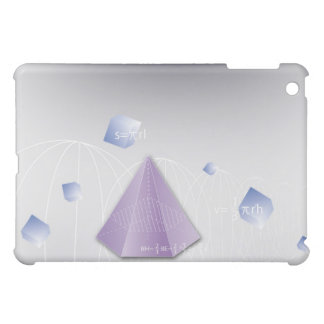 Formula, graph, math symbols 8 iPad mini covers