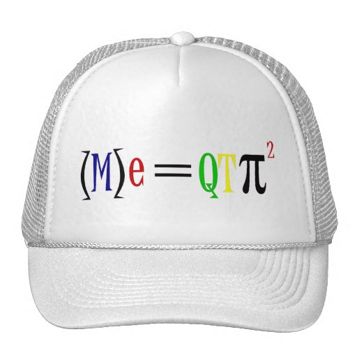 Formula QTPI  squared! Trucker Hat