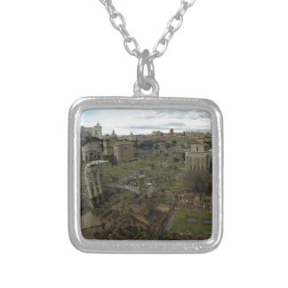 fororomano.JPG Silver Plated Necklace