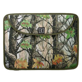 Forrest Camo Macbook Pro Laptop Case Sleeve Sleeves For MacBook Pro