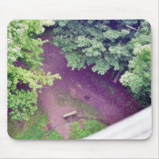 Forrest From Wisconsin Park Tower Mousepad