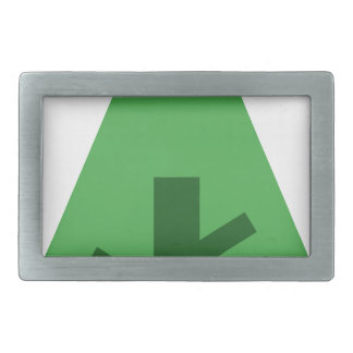 Forrest Rectangular Belt Buckle