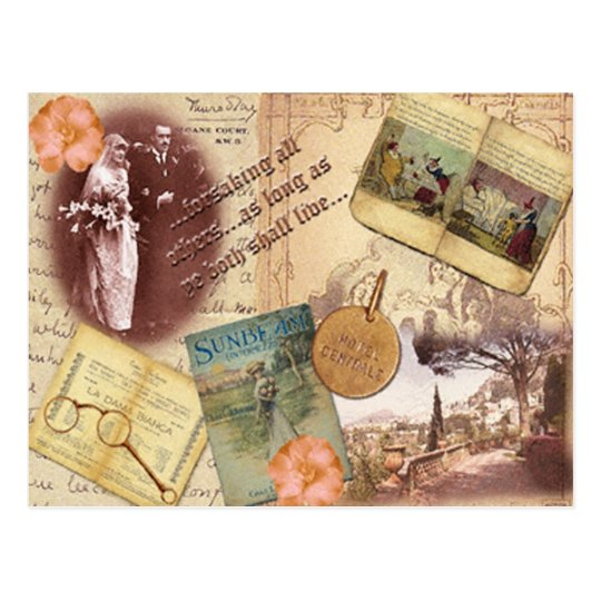 Forsaking All Others Postcard