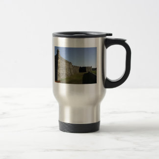 Fort at St. Augustine, Florida Travel Mug