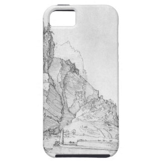 Fort between mountains and sea by Albrecht Durer iPhone 5 Covers