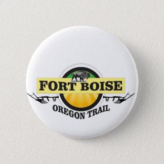 fort boise OT art 2 Inch Round Button