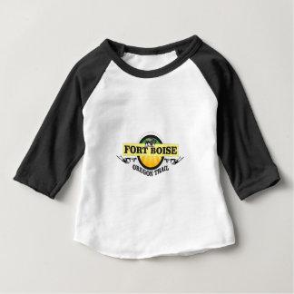 fort boise OT art Baby T-Shirt