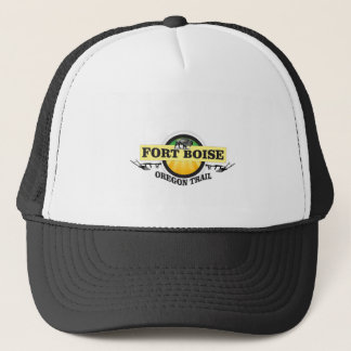 fort boise OT art Trucker Hat
