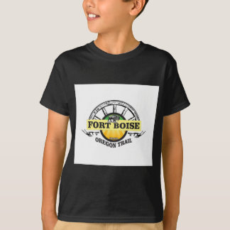 fort boise yellow marker T-Shirt