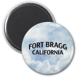 Fort Bragg California Magnet