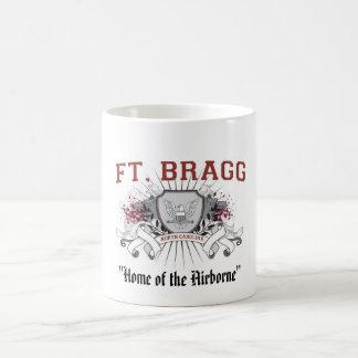 "Fort Bragg ""Home of the Airborne"" Mug"