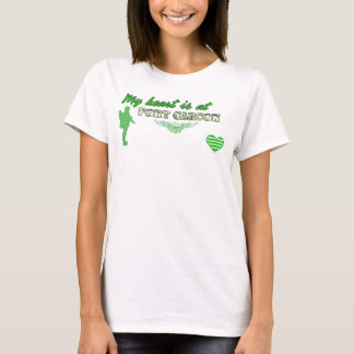 Fort Carson Design Green T-Shirt