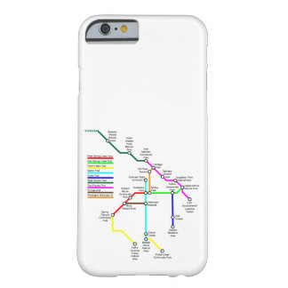 Fort Collins Bike Map Smartphone Case