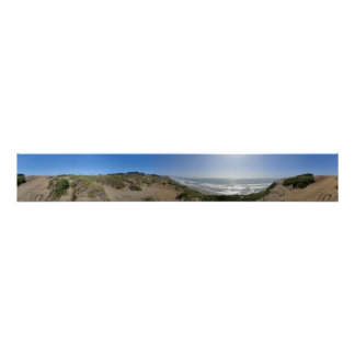 Fort Funston Panorama Poster