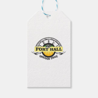fort hall color gift tags