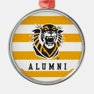 Fort Hays State | Alumni Metal Ornament