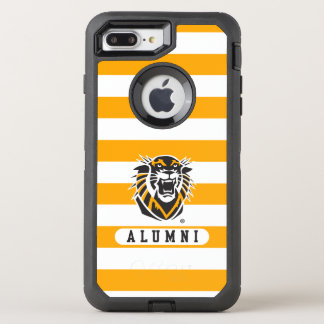Fort Hays State | Alumni OtterBox Defender iPhone 8 Plus/7 Plus Case