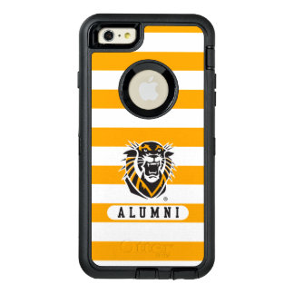 Fort Hays State | Alumni OtterBox Defender iPhone Case