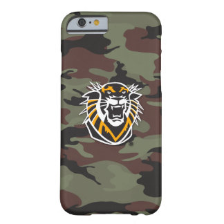 Fort Hays State | Camo Barely There iPhone 6 Case