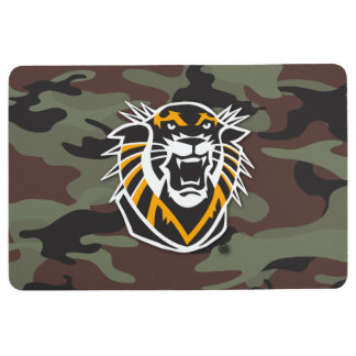 Fort Hays State | Camo Floor Mat