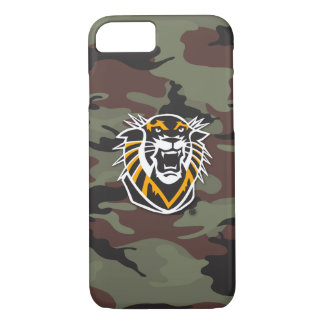Fort Hays State | Camo iPhone 8/7 Case