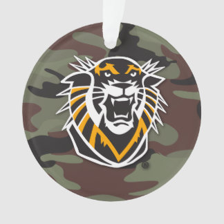Fort Hays State | Camo Ornament