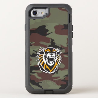 Fort Hays State | Camo OtterBox Defender iPhone 8/7 Case