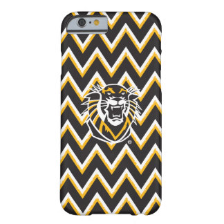 Fort Hays State | Chevron Pattern Barely There iPhone 6 Case