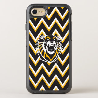 Fort Hays State | Chevron Pattern OtterBox Symmetry iPhone 8/7 Case