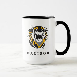 Fort Hays State Primary Mark Mug
