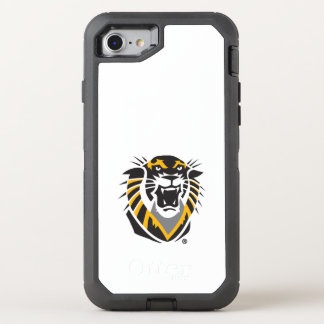 Fort Hays State Primary Mark OtterBox Defender iPhone 8/7 Case