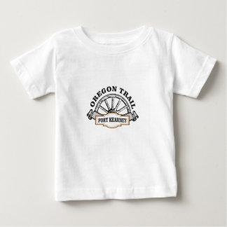 fort kearney fun art baby T-Shirt