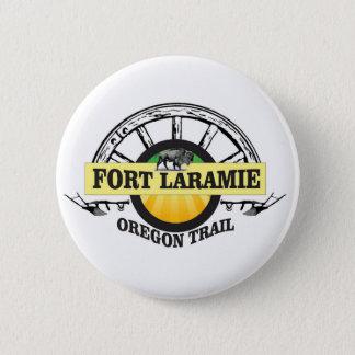 fort laramie art history 2 inch round button