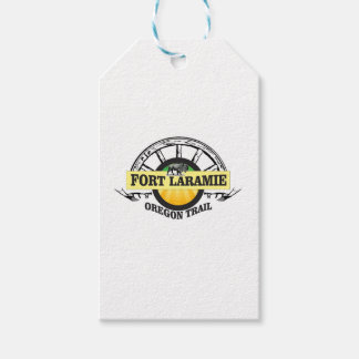 fort laramie art history gift tags