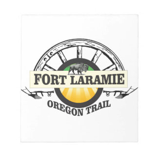 fort laramie art history notepad