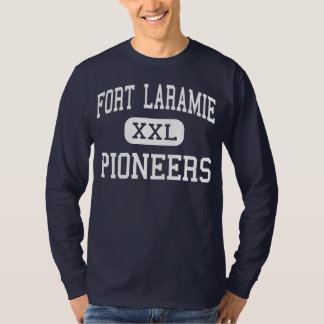 Fort Laramie Pioneers Middle Fort Laramie T-Shirt