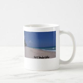 fort lauderdale coffee mug