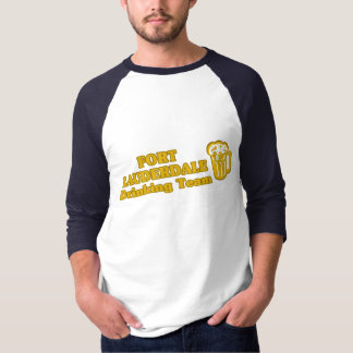 Fort Lauderdale Drinking Team tee shirts