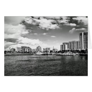 Fort Lauderdale, FL Greeting Card