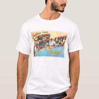 Fort Lauderdale Florida FL Vintage Travel Souvenir T-Shirt
