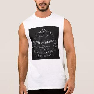 Fort Lauderdale Florida - Venice of America Sleeveless Shirt