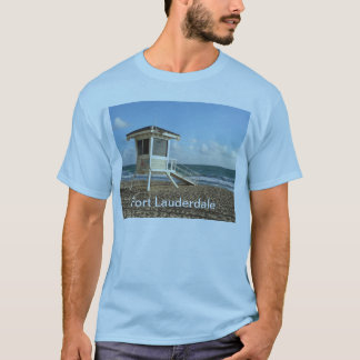 Fort Lauderdale Lifeguard Stand T-Shirt